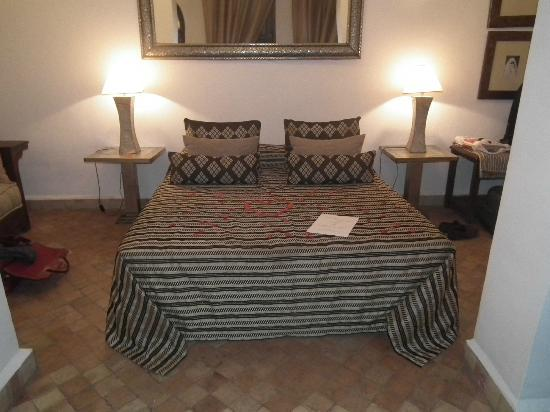Riad Dar Saad : chambre