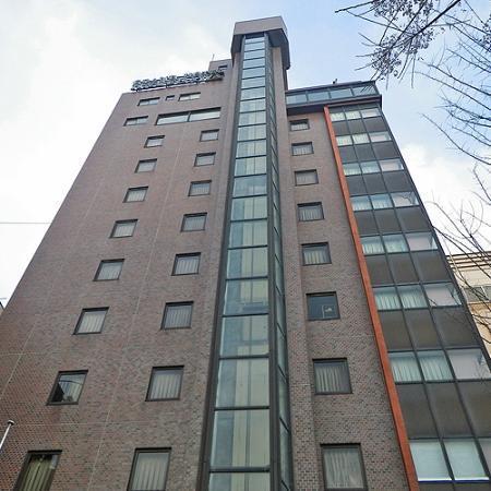 Grand Hotel Hasegawa (Takasakiekimae) : 外観写真