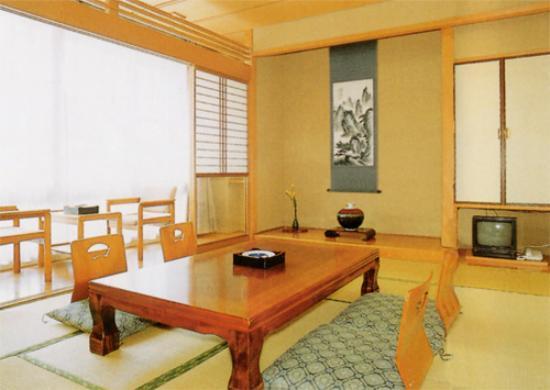 Daimaru Ryokan : 施設内写真