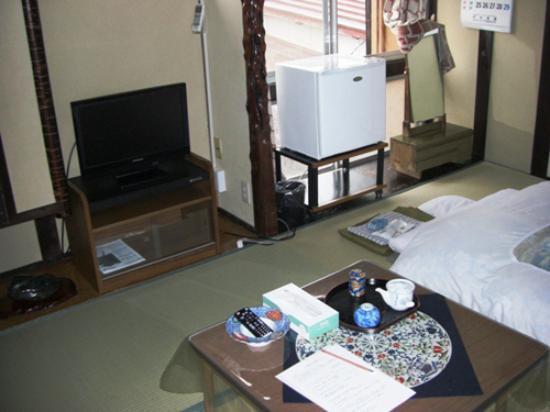 Chiyonoya: 施設内写真