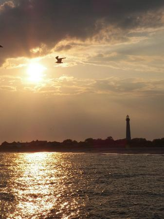 JJC Boats Inc.: sunset