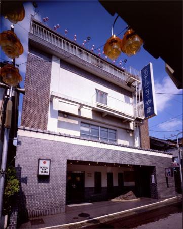 Hotel New Yama: 外観写真