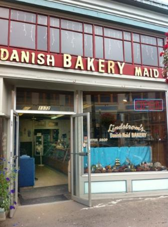 Lindstrom's Danish Maid Bakery