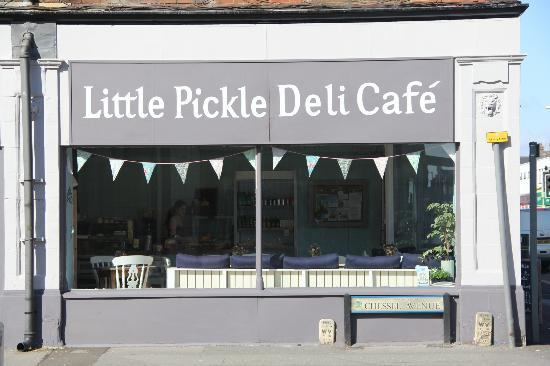 ‪Little Pickle Deli Cafe‬