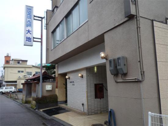 Business Hotel Daichi: 外観写真