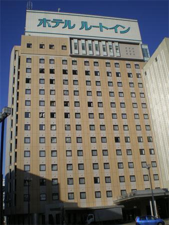 호텔 루트-인 모리오카 에키메