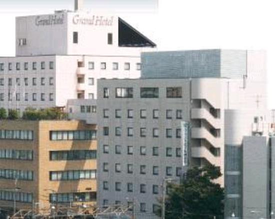 Grand Hotel Kanachu Hiratsuka : 外観写真