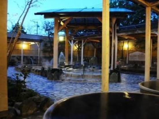 Hotel Grantia Hanyu: 施設内写真
