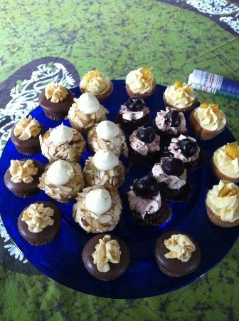 Sweet Sensations: mini cupcakes