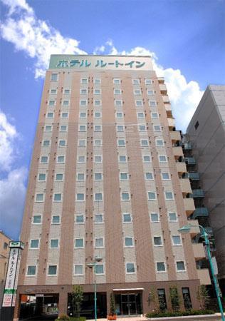 Hotel Route Inn Ichinomiyaekimae: 外観写真