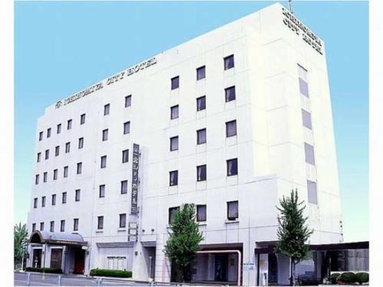 Ichinomiya City Hotel : 外観写真