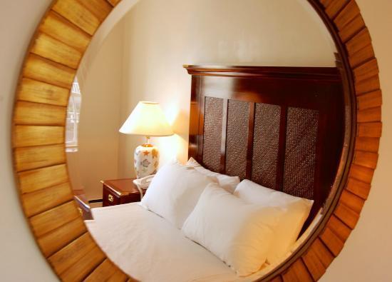 Harborside Inn: Comfortable Beds