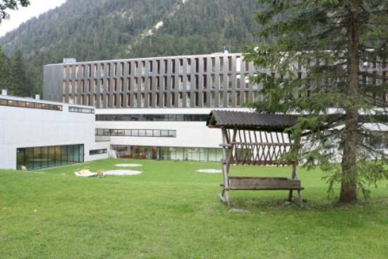 BMW Alpenhotel Ammerwald: côté sports et détente
