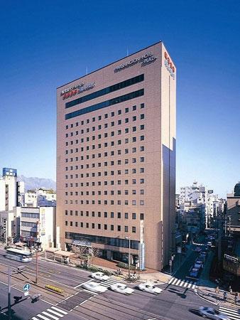 Kagoshima Washington Hotel Plaza : 外観写真