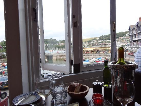 Taylor's Restaurant: Room with a view