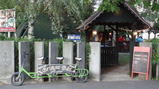 Hotel Tara: The Bicycle Bar