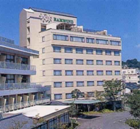 Hotel Fugetsu Hammond : 外観写真