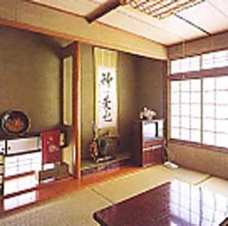 Ryokan Nakamotoso: 施設内写真