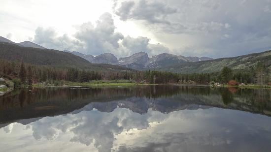 Rocky Mountain National Park, CO: Sprague lake