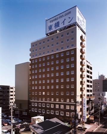 Toyoko Inn Machida Station Odakyu-sen East Entrance : 外観写真
