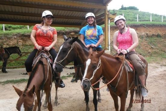 Vida Aventura Nature Park: horseback riding time