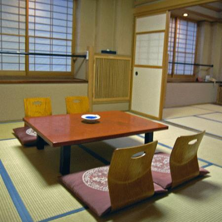 Mitsui : 施設内写真