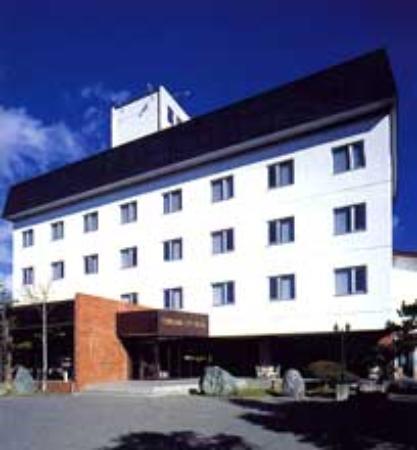 Tomikawa City Hotel: 外観写真