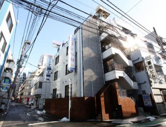 Hotel Hanamiya: 外観写真