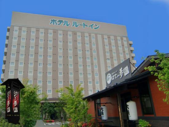 Hotel Route Inn Mitokenchomae : 外観写真