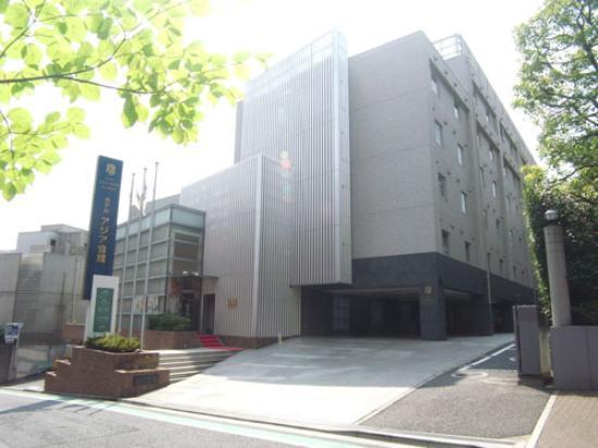 Hotel Asia Center of Japan: 外観写真