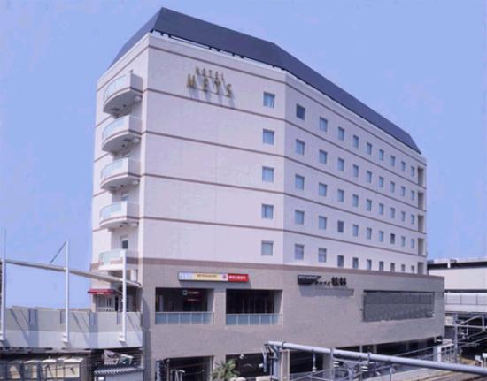 Hotel Mets Mizonokuchi: 外観写真