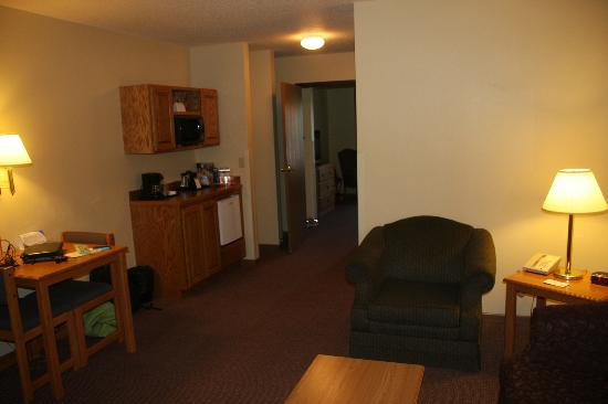 Country Inn By Carlson, Grand Rapids: Plenty of space for the whole family!