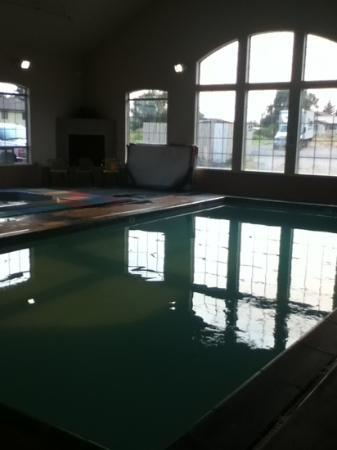 Super 8 Rexburg: indoor pool