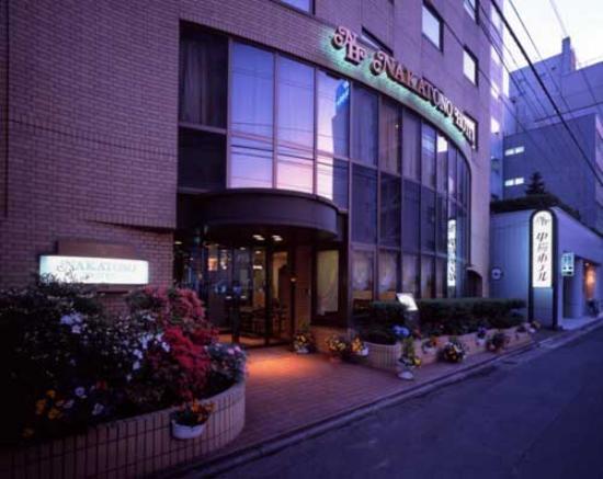 Nakatono Hotel: 外観写真