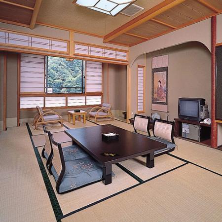 Yumoto Hotel Achigawa : 施設内写真