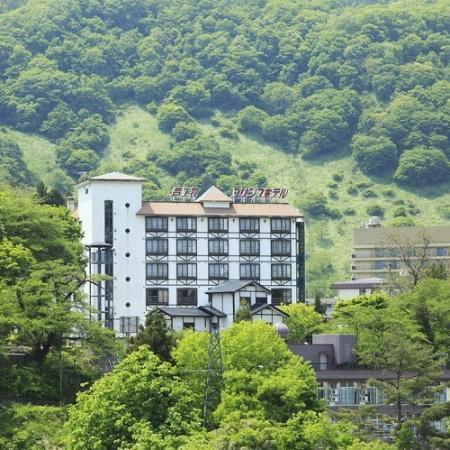 Ashinomaki Prince Hotel: 外観写真