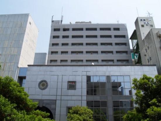 Green Rich Hotel Nishitetsu Ohashi Ekimae: 外観写真