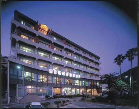 Nishiura Grand Hotel Kikkei: 外観写真
