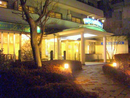 Okaya Central Hotel