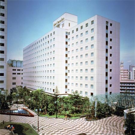 New Otani Inn Tokyo: 外観写真