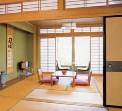 Kashikogen Fujiya Hotel