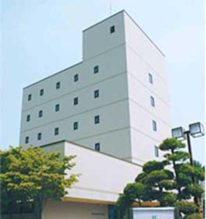 City Hotel Okura : 外観写真