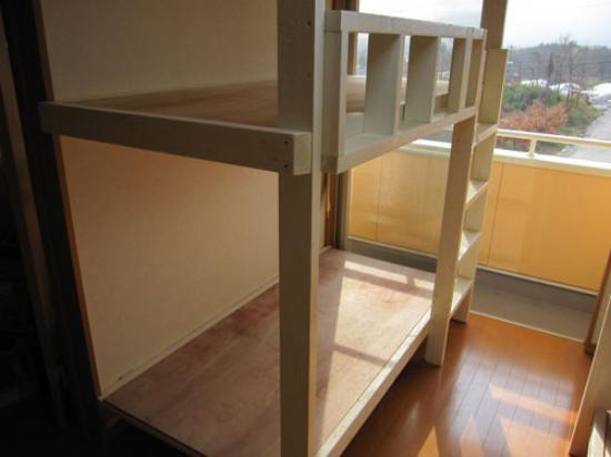 Hostel Aso Kumamoto Little Asia GuestHouse: 施設内写真