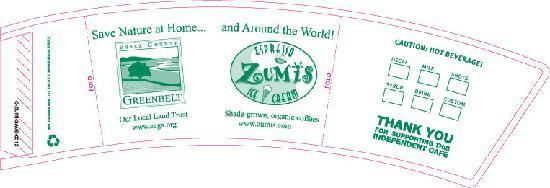 Zumi's Espresso & Ice Cream: ZUMI'S - GREENBELT