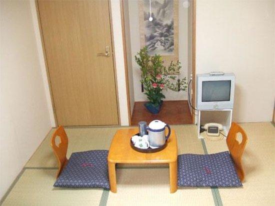 Ryokan Sansui Hiroshima: Japanese Style Room