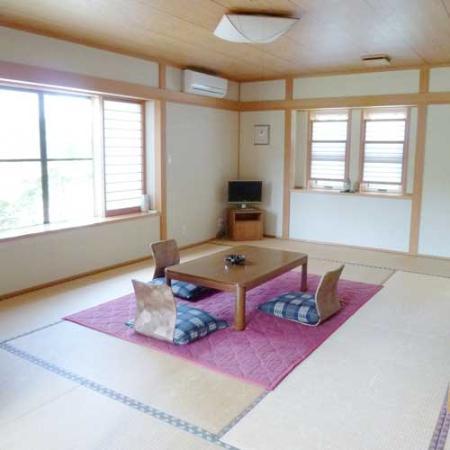 Ryokan Hanayama : 施設内写真