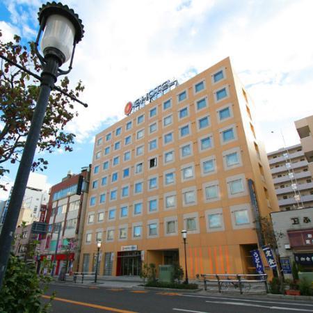 E-Hotel Oyama: 外観写真