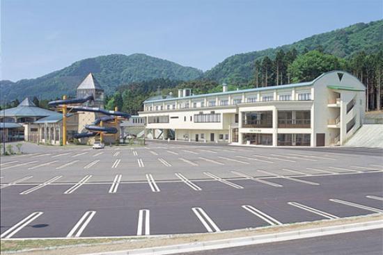 La france onsenkan hotel yurara shiwa cho japan onsen for Hotel francs japan