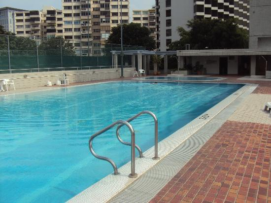 Far East Plaza Residences by Far East Hospitality: clean and tidy