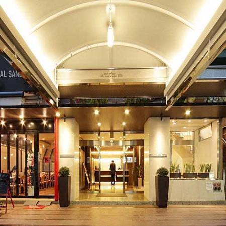 Fushimi Mont-Blanc Hotel : 外観写真